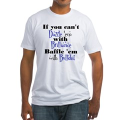 Brilliance? Fitted T-Shirt