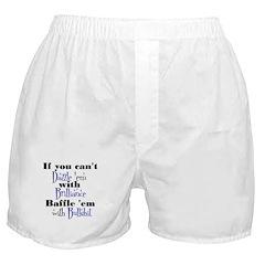 Brilliance? Boxer Shorts