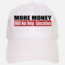 More Money Baseball Baseball Cap