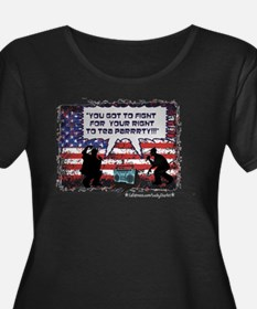 Fight For Your Right To Tea Party T