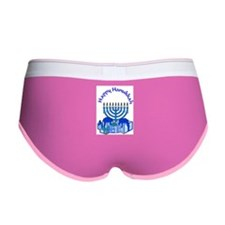 happy hanukkah Women's Boy Brief
