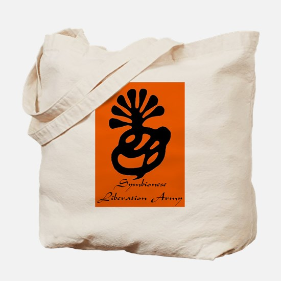Symbionese Liberation Army Tote Bag
