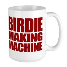 Birdie Making Machine Mug