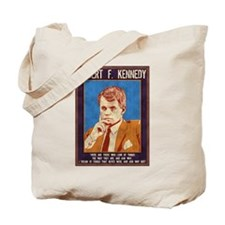 Robert F. Kennedy Tote Bag