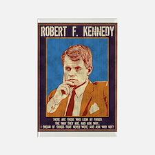 Robert F. Kennedy Rectangle Magnet