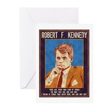 Robert F. Kennedy Greeting Cards (Pk of 10)