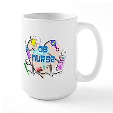OB Nurse Mug