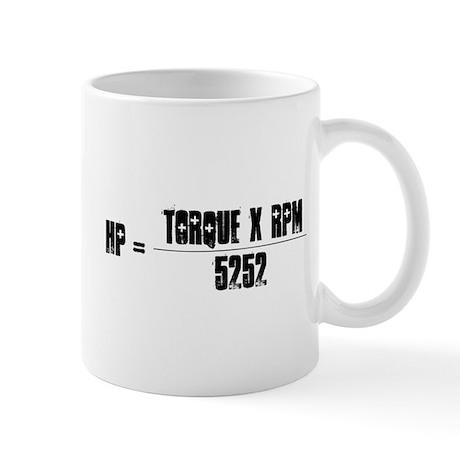 Horsepower Formula Mug
