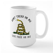 Don't Tread On Me 3 Mug