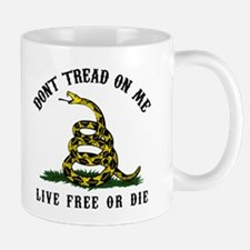 Don't Tread On Me 3 Mug