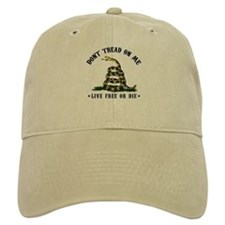 Don't Tread On Me 3 Cap