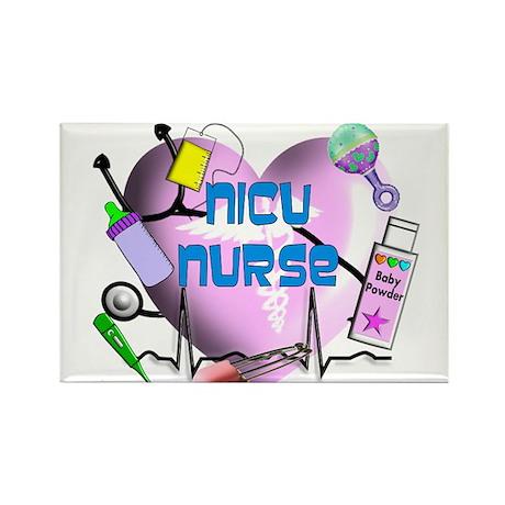 NICU Nurse Rectangle Magnet (10 pack)
