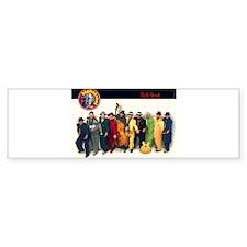 High Street Band Bumper Sticker