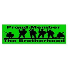 The Brotherhood Bumper Sticker