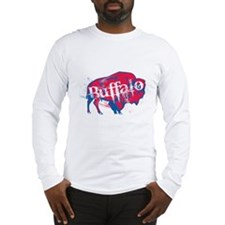 Just Buffalo Long Sleeve T-Shirt