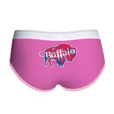 Just Buffalo Women's Boy Brief