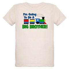 Big Brother To Be TRAIN T-Shirt
