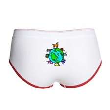Animal Planet Rescue Women's Boy Brief