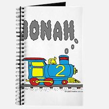 JonahTrain Journal