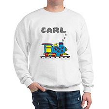 Carl Train Sweatshirt