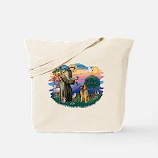 St Francis #2/ B Tervuren Tote Bag