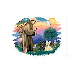 St Francis #2/ Scottys (2) Mini Poster Print