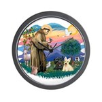 St Francis #2/ Scottys (2) Wall Clock