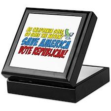 Save America, Vote Republican Keepsake Box