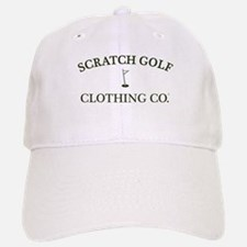 Scratch Golf Clothing Co. Baseball Baseball Cap