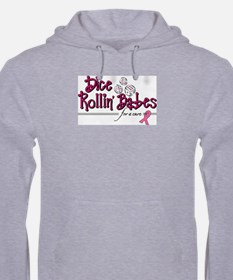 Dice Rollin' Babes for a Cure Jumper Hoody