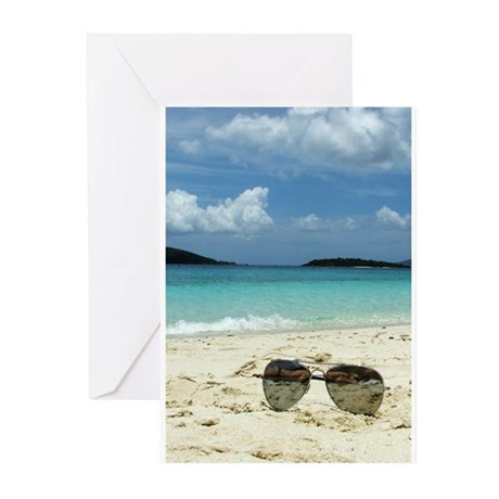 Sexy Sunglasses Greeting Cards (Pk of 20)