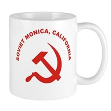 Soviet Monica, California Mug