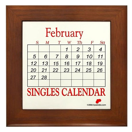 singles in callender Single month calendars a single month calendar displays all of the days of a single month, plus mini-calendars for the prior and following months.