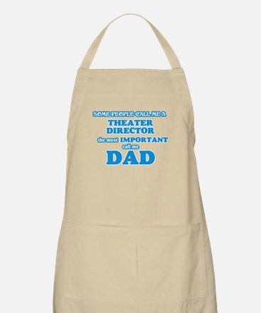 Some call me a Theater Director, the m Light Apron