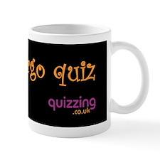 Cogito Ergo Quiz Mug - Approx £8.55