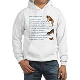 Boxer dogs Hooded Sweatshirt