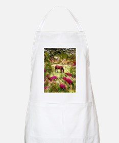 Horse in the Summer Apron