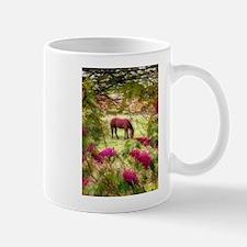 Horse in the Summer Mug
