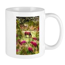 Horse in the Summer Mug