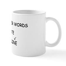 Cute Coffee line Mug