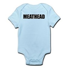 MEATHEAD (Bold) Infant Creeper