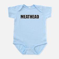 MEATHEAD (Bold) Infant Creeper
