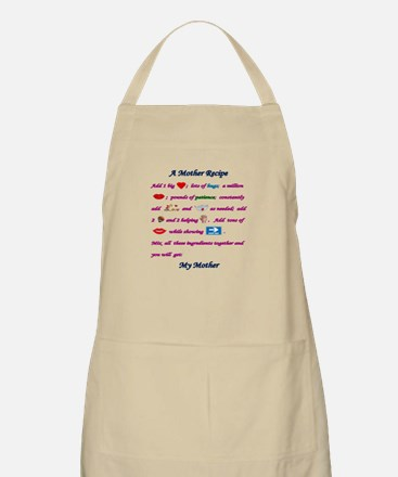 A Mother's Recipe Apron