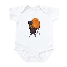 Cute Bison Infant Bodysuit