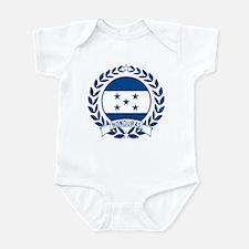 Honduras Wreath Infant Bodysuit