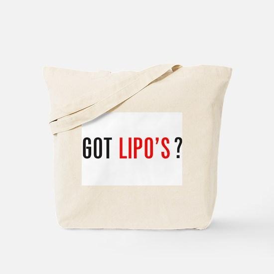 Got Lipo's ? Tote Bag