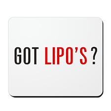 Got Lipo's ? Mousepad