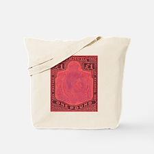 Bermuda KGVI One Pound Tote Bag