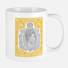 Bermuda KGVI 12s6d Mug