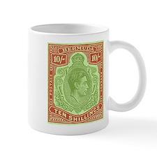 Bermuda KGVI 10s Mug